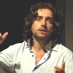 Giulio Cavalli premiato al Festival Giuseppe Fava