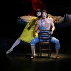 Omaggio a Ronald Petit nell'ultimo spettacolo della stagione lirica del Teatro Massimo Bellini prima della pausa estiva