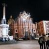 Notte bagnata a Catania