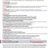 """Webinar gratuito """"Ultime novità, orientamenti, protocolli e prassi in materia di famiglia e minori"""" 12 aprile 2021 ore 15"""